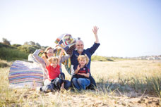 Life With Boys [Canberra Family Photographer]