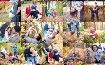 Autumn Mini Session Special [Canberra Family Photographer]