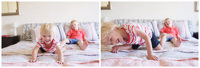 Two Cheeky Monkeys [Canberra Family Photographer]