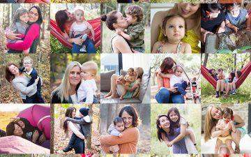 Mother's Day Gift Voucher [Canberra Children's Photographer]