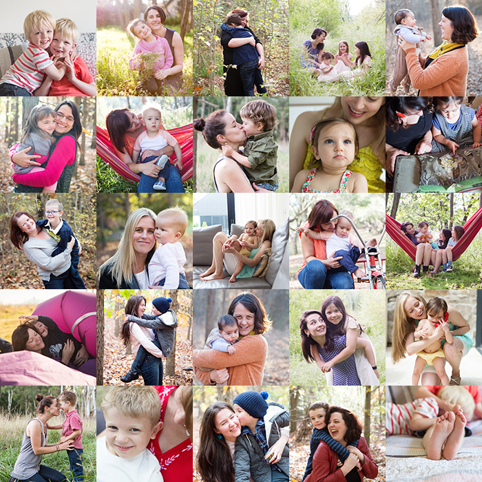 Mother's Day Gift Voucher [Canberra Children's Photographer]