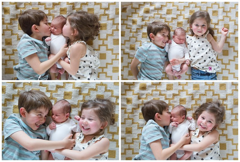 And Bub Makes Three [Canberra Newborn Photographer}