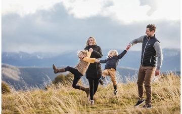 Winter's End [Canberra Family Photographer]