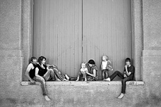 A Family of Six [Canberra Family Photographer]