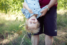 One Summers Day [Canberra Family Portrait Photographer]