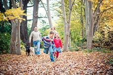 Autumn Sun [Canberra Family Portrait Photographer]