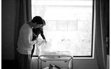 Babies First Day [Canberra Newborn Photographer]