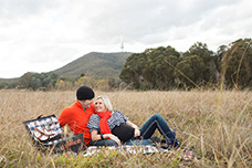 The Beautiful Wait [Canberra Maternity Photographer]
