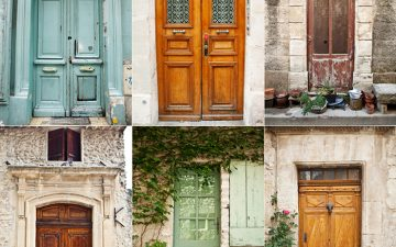 Doors of France [Canberra Photographer]