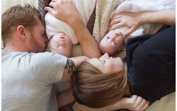 Twins [Canberra Newborn Photographer]