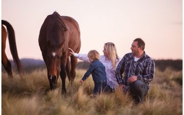 Bungendore [Canberra Family Photos]