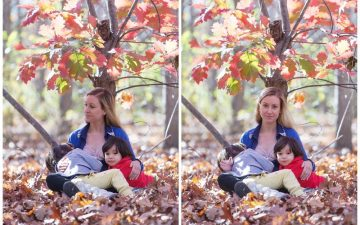 Breast Feeding Session [Canberra Family Photos]