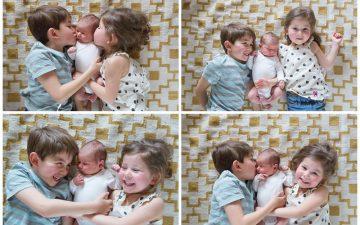 And Bub Makes Three [Canberra Newborn Photographer}