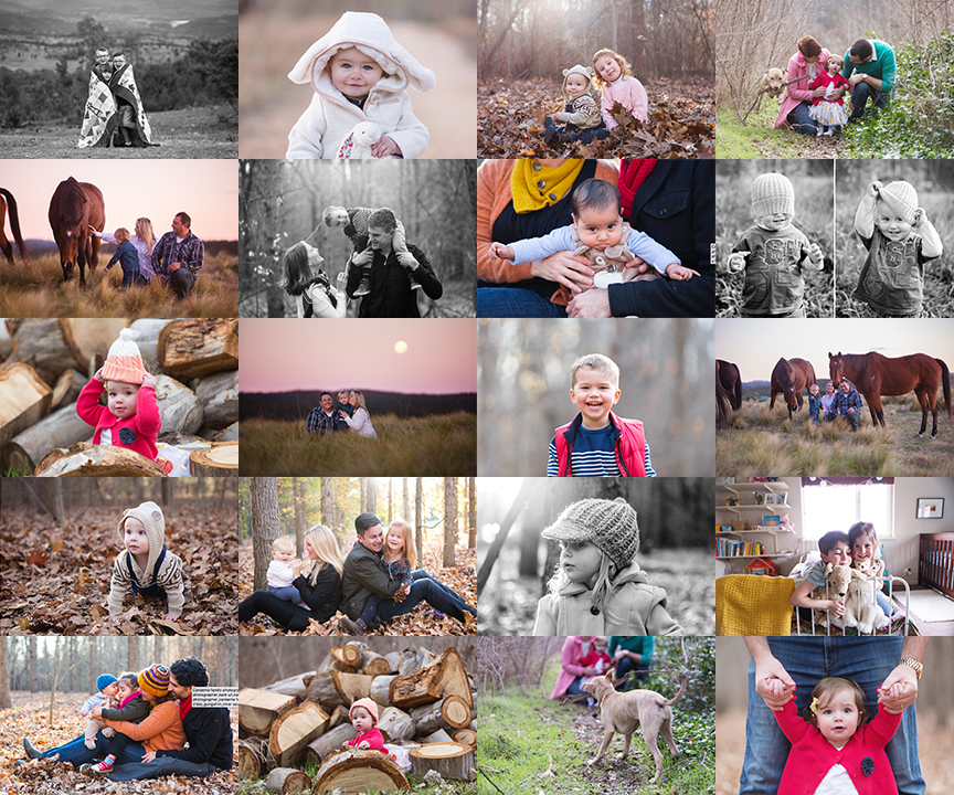 Winter Mini Session Special [Canberra Family Photographer]